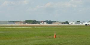 Landing Rwy 9 KLAL